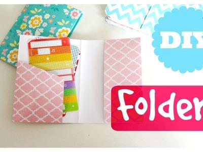 DIY Midori traveler's notebook Folder