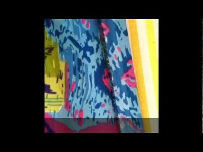 DIY  Pleated Maxi Dress.Skirt