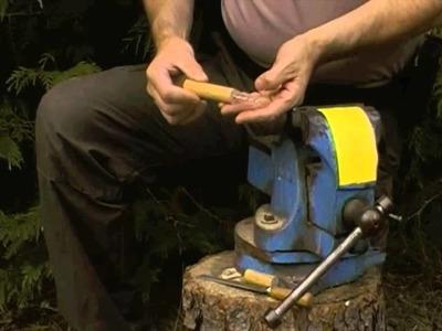 DIY Rotary Hand Awl