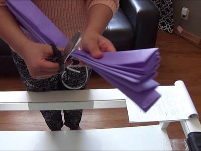 DIY: Tissue Pom Poms