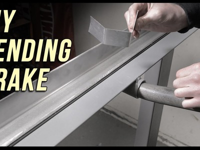 How to make a Bending Brake