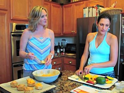 How to Make a Mango Tart with Mama Mary
