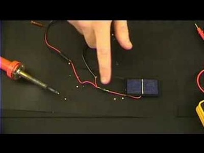 How to make a rechargeable USB battery (solar edition)