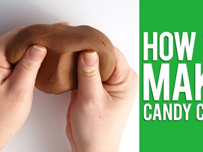 How to Make Candy Clay Modeling Candy