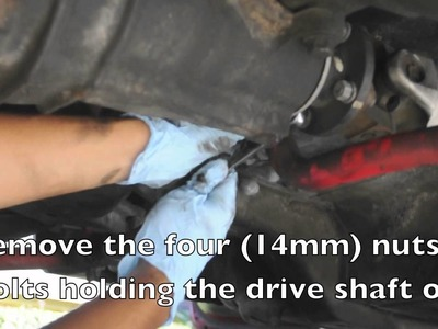 How to Remove Subframe (240sx)