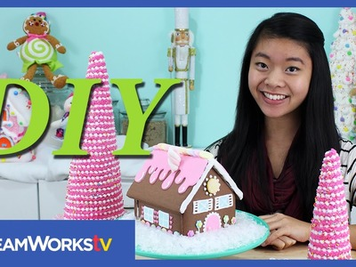 Kawaiisweetworld's Gingerbread House I DIY
