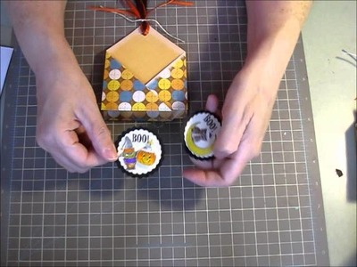 Pocket treat box