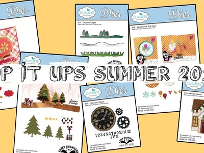 Pop it Ups Summer 2014 Release Part 2 by Karen Burniston