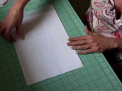 Printing on tissue Paper.