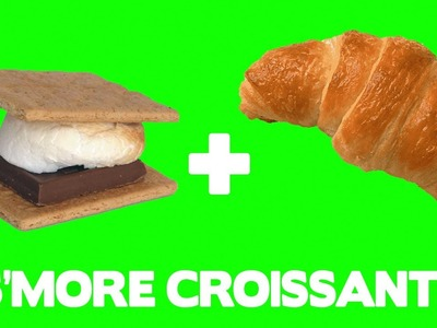 S'mores Croissant Recipe - Food Mashups