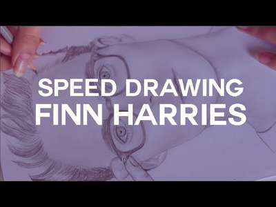 SPEED DRAWING | FINN HARRIES