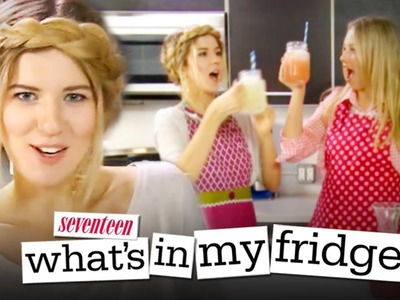 Summer Treats! What's In My Fridge with MeghanRosette