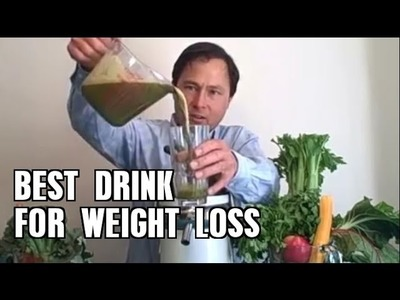 The Best Drink to Lose Weight Ever Discovered