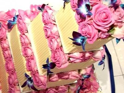 Asian Wedding Cake Showreel 2