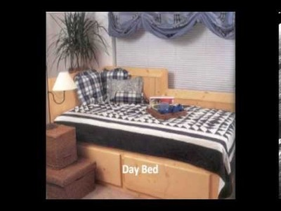 Build A Bed Your Way - Woodworking Ideas To Get You Started