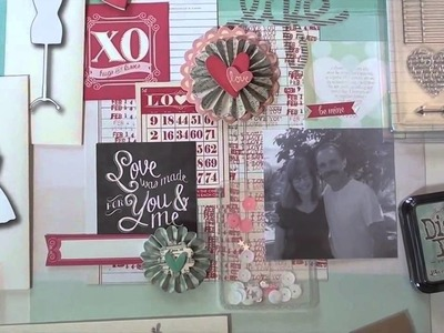 Crate Paper Love Notes collection