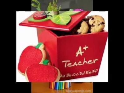 Creative Christmas gift ideas for teachers