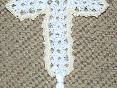 How to Crochet a Cross