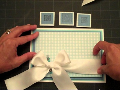 Lets Share A Square!-Greeting Card-Baby Boy