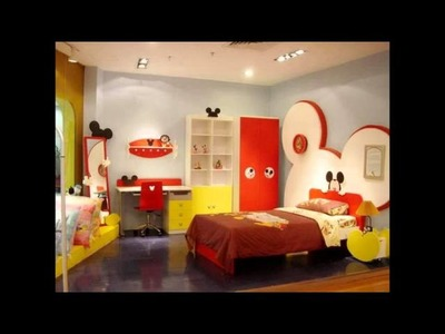 Minnie Mouse Kids Room Decor