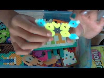 Perler bead collection