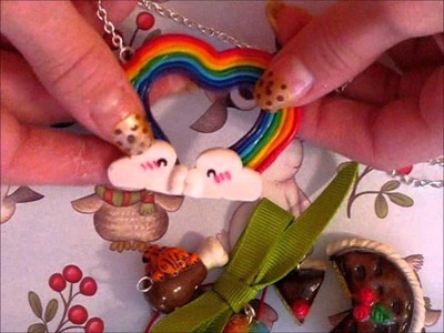 Polymer Clay Charm Update 11