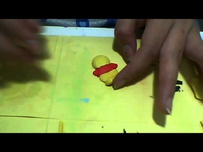 Winnie The Pooh Polymer Clay