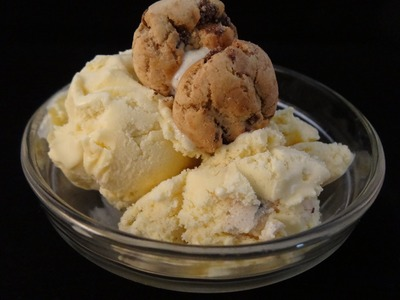Chocolate Chip Cookie Dough Ice Cream - with yoyomax12