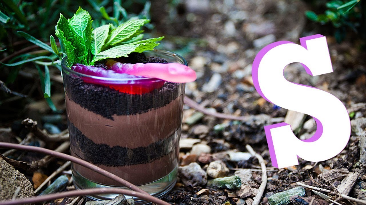 CHOCOLATE DIRT POT RECIPE - SORTED