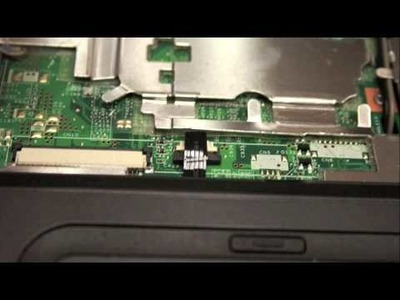 Compaq F730us Laptop Tear-Down How To