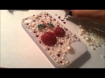 DIY: Bling Phone Case