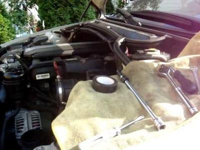 DIY: BMW E46 DISA Adjuster Unit