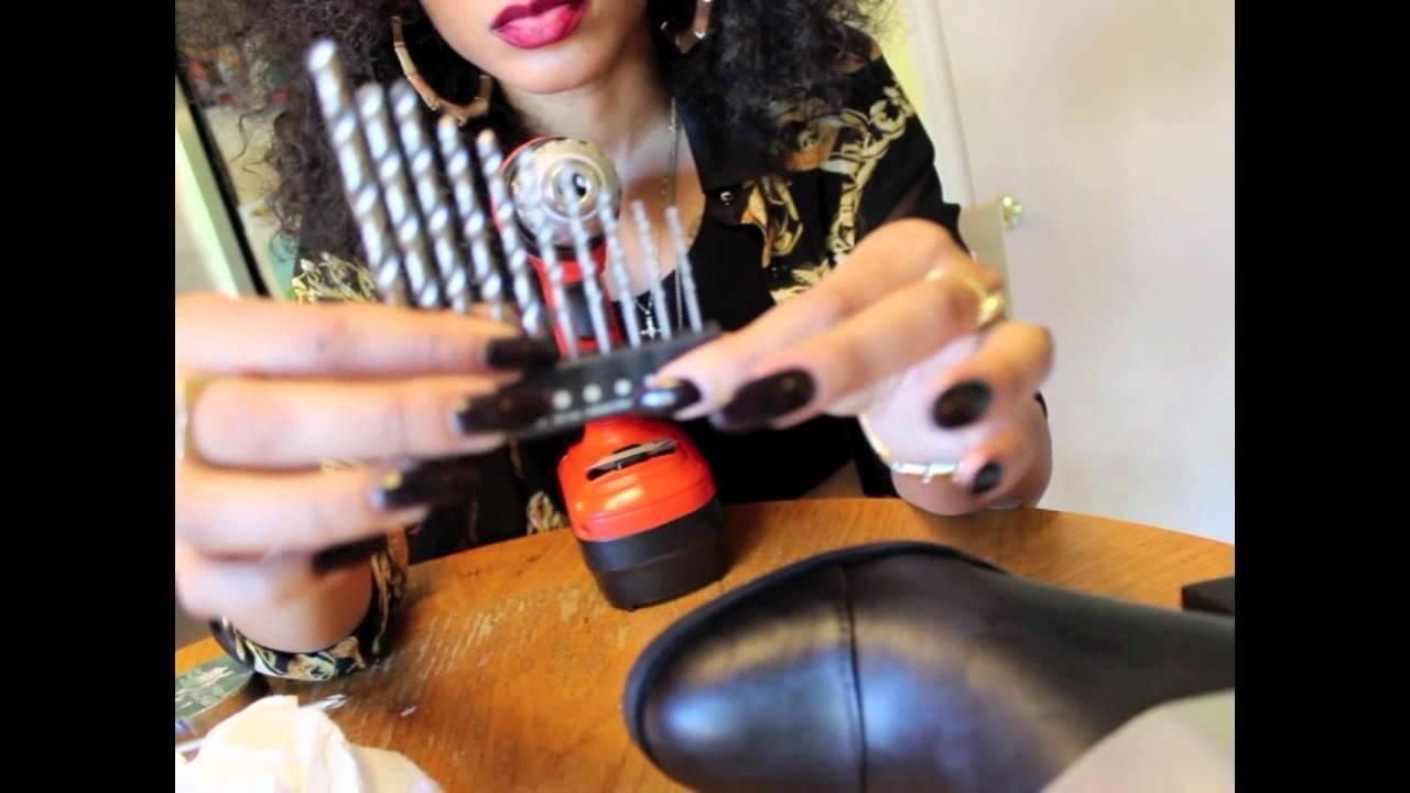 DIY Chanel Inspired Booties #DIYGawd