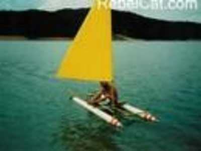 DIY Homemade Catamaran Sailboat You Will Love