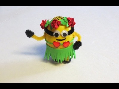 DIY: Little minion