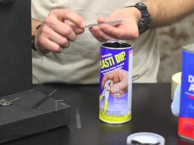 DIY Plasti-Dip your Bogota Titanium Flats 4-Piece Toolset