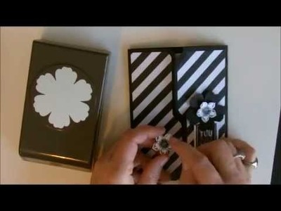 Envelope Punch Board File Folder Gate Card