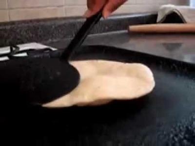 FLOUR TORTILLAS (Step-by-step recipe)