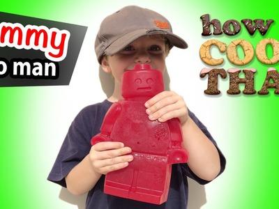 GIANT GUMMY BEAR RECIPE How To Cook That Ann Reardon