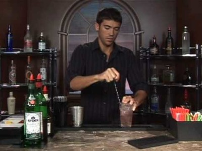 Gin Mixed Drinks: Part 3 : How to Make the Rolls-Royce Mixed Drink