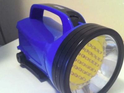 How to: Lantern Torch LED Conversion