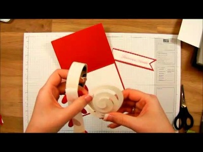 How to Make a Spiral Greeting Card