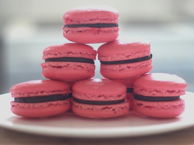 How to make French Macarons. Macaron Recipe
