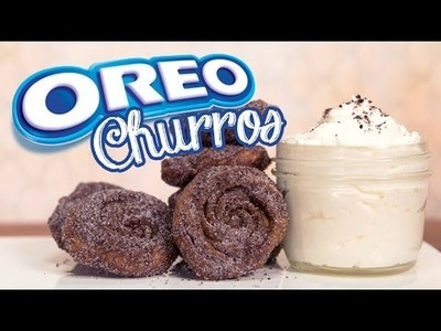 How to Make Oreo Churros At Home   Eat the Trend