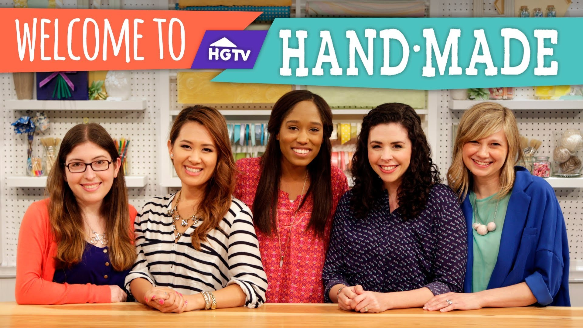 Introducing HGTV Handmade