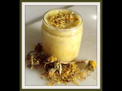 Making Herbal Scrubs With Natures Garden