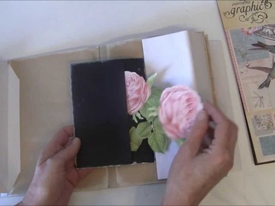 Mini album challenge with Linda at livartnow