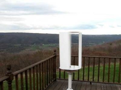 New Airfoil-Based Wind Turbine Gyro-Mill (vawt)