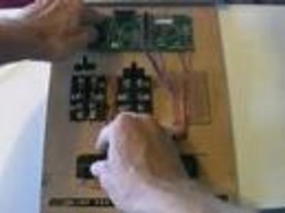 Omino Retro Midi Controller Prototype