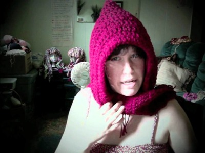 The Red Riding Hood - Crochet